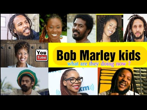 Bob Marley's Children 2021 | what are they doing now ? | how many kids did BOB MARLEY really have ?