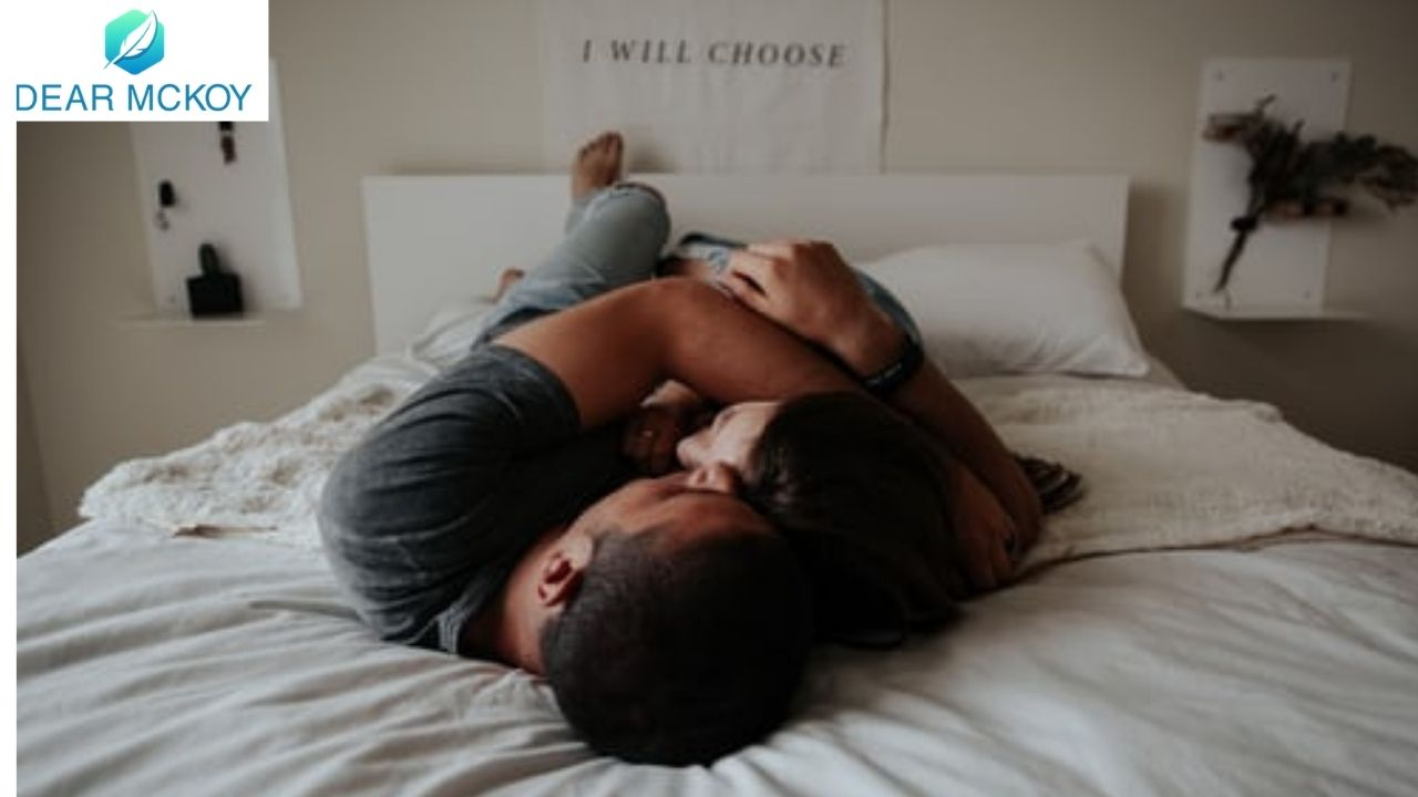Dear Mckoy: I caught my man and sister in bed