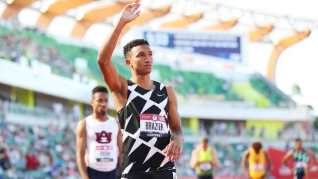 2019 World champion 800m Donavan Brazier misses Olympic team in Eugene