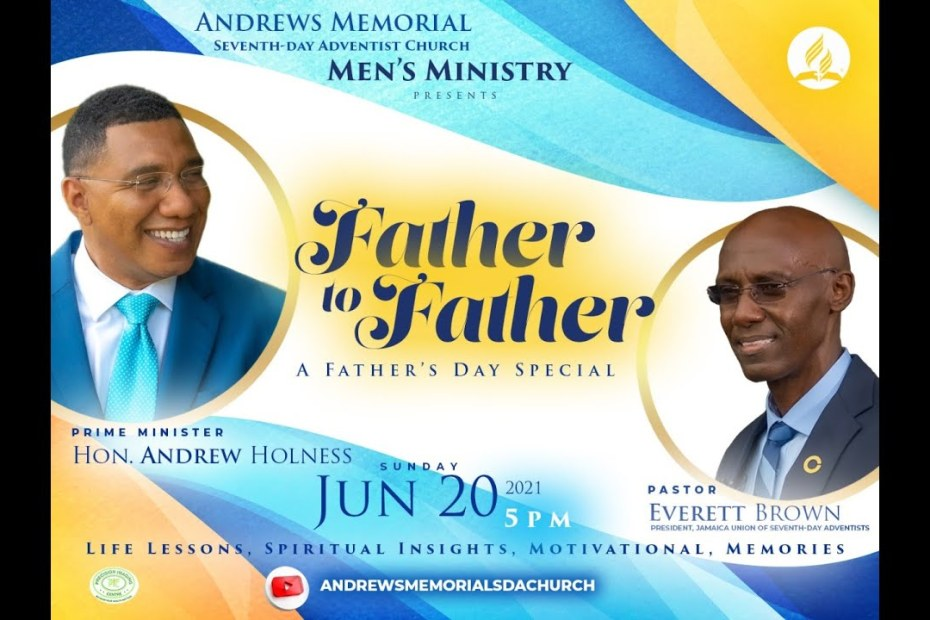 Father to Father…..A Father's Day Special – June 20, 2021