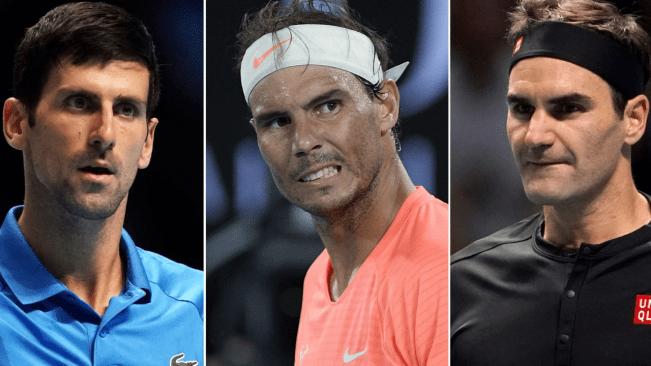 Federer, Djokovic & Nadal through to French Open third round