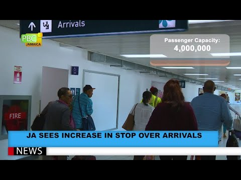 JA Sees Increase In Stop Over Arrivals
