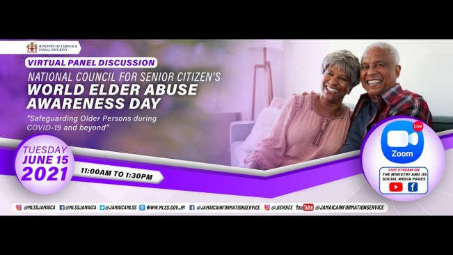 NCSC World Elder Abuse Awareness Day Virtual Panel Discussion – June 15, 2021