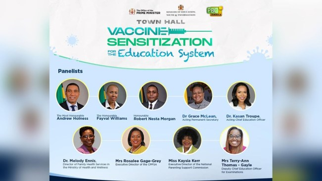 OPM Townhall Vaccine Sensitization for the Education System