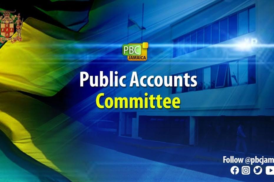 Public Accounts Committee – June 15, 2021