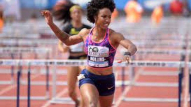 Reigning Olympic hurdle champ Rollins-McNeal banned 5 years in doping case