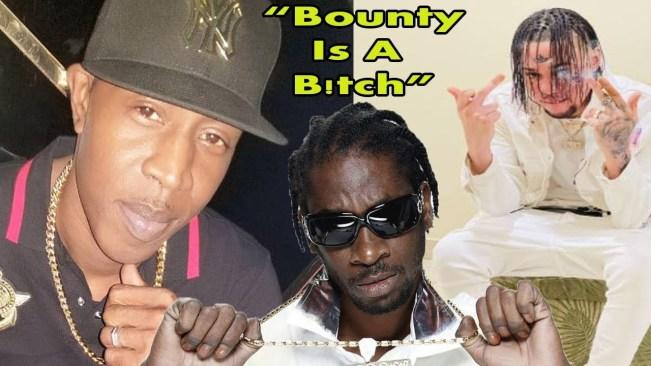 Tony Matterhorn Diss Bounty And Expose DJ Khaled