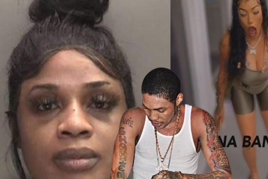 "Vybz Kartel Princess ""Karlene"" Get 9 Years In Prison"