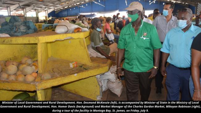 $60 Million To Rehabilitate Charles Gordon Market