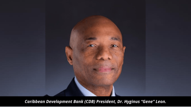 Funding Support For CDB Borrowing Member Countries
