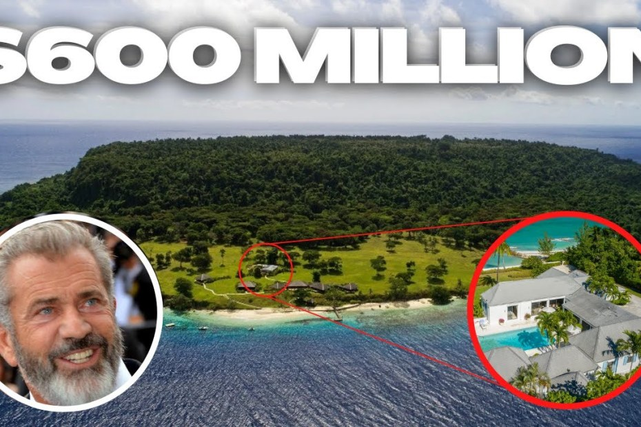 Celebrities with the Biggest Private Islands