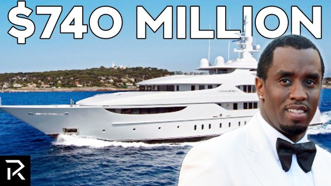 How P Diddy Spent $740 Million