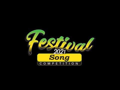 JCDC Jamaica Festival Song Competition 2021 Finals