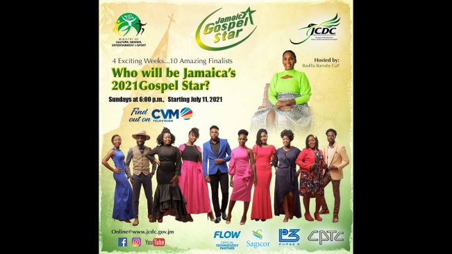 Jamaica Gospel Star – Episode 1