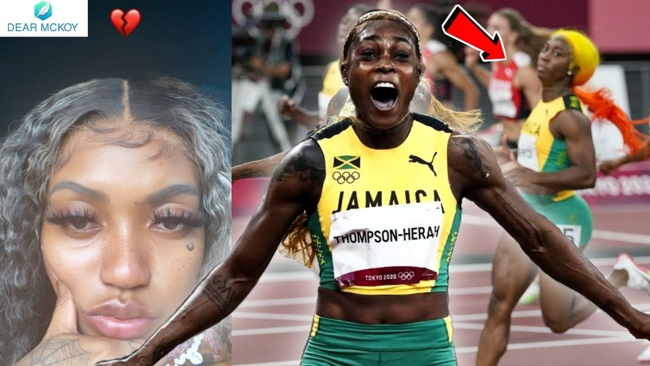 Tension Between Jamaican Athletes After Elaine Win