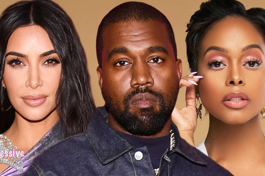 Kanye West and Kim Kardashian back together?