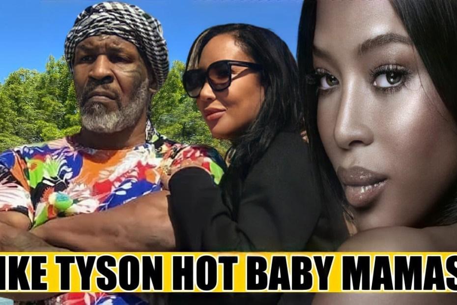 Mike Tyson Baby mamas Full List