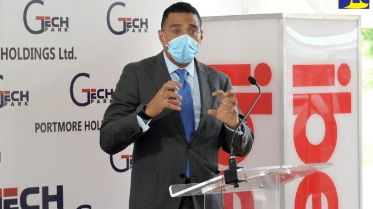 Portmore Positioned to Secure Parish Status – Prime Minister Holness