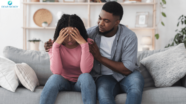 Dear McKoy: My Boyfriend and His Ex are Too Close