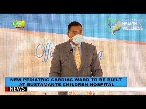 New Pediatric Cardiac Ward To Be Built At Bustamante Children Hospital
