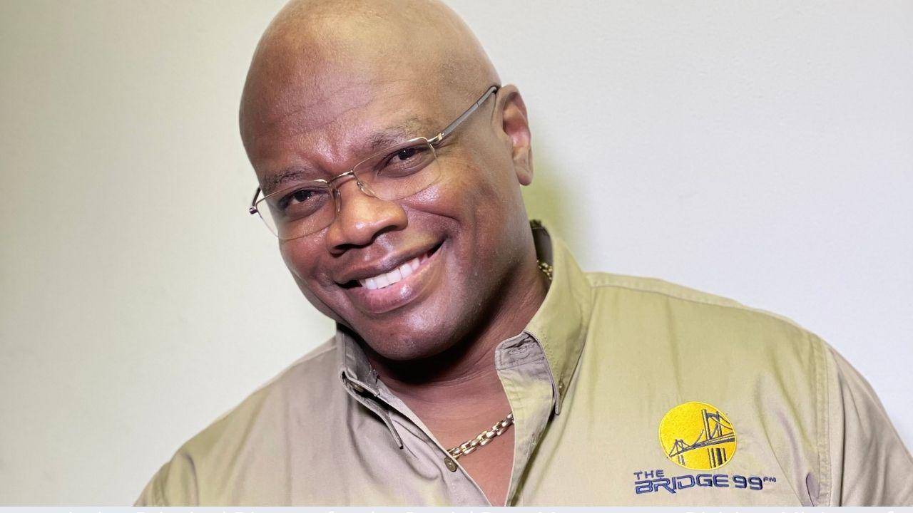 Ragashanti: The 'King of Mix-up' is back on the Airwaves in Jamaica