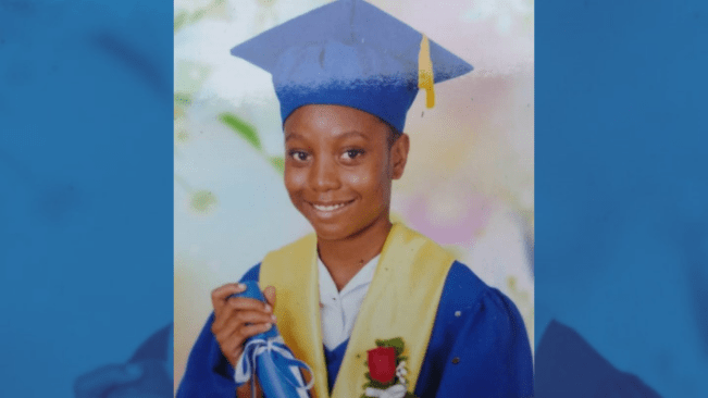 14-year-old Rushalee Davis Missing, from Clarendon