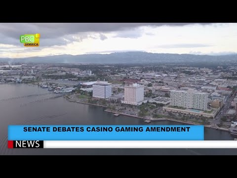 Senate Debates Casino Gaming Amendment