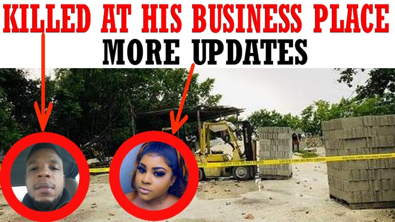 Sheldon Kilbourne 44 killed at his business place + Police love triangle