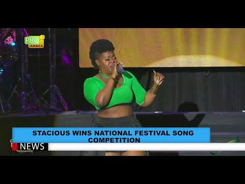 Stacious Wins National Festival Song Competition