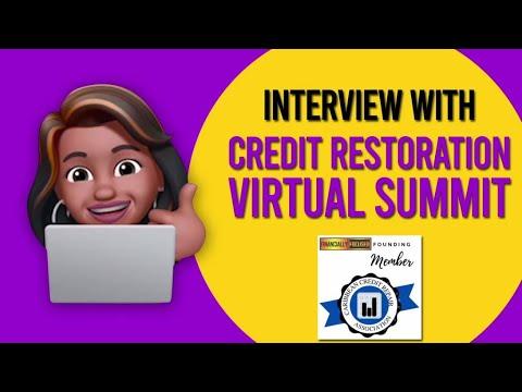 The Digital Jampreneur – Interview With Credit Restoration Virtual Summit (Ep. 28)