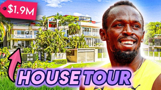 Usain Bolt House Tour, $1.9 Million Brisbane Penthouse & Kingston Mansion