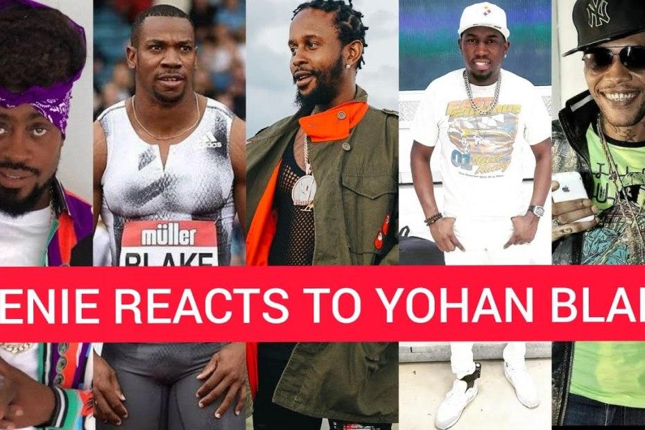 Beenie Man Reacts to Yohan Blake