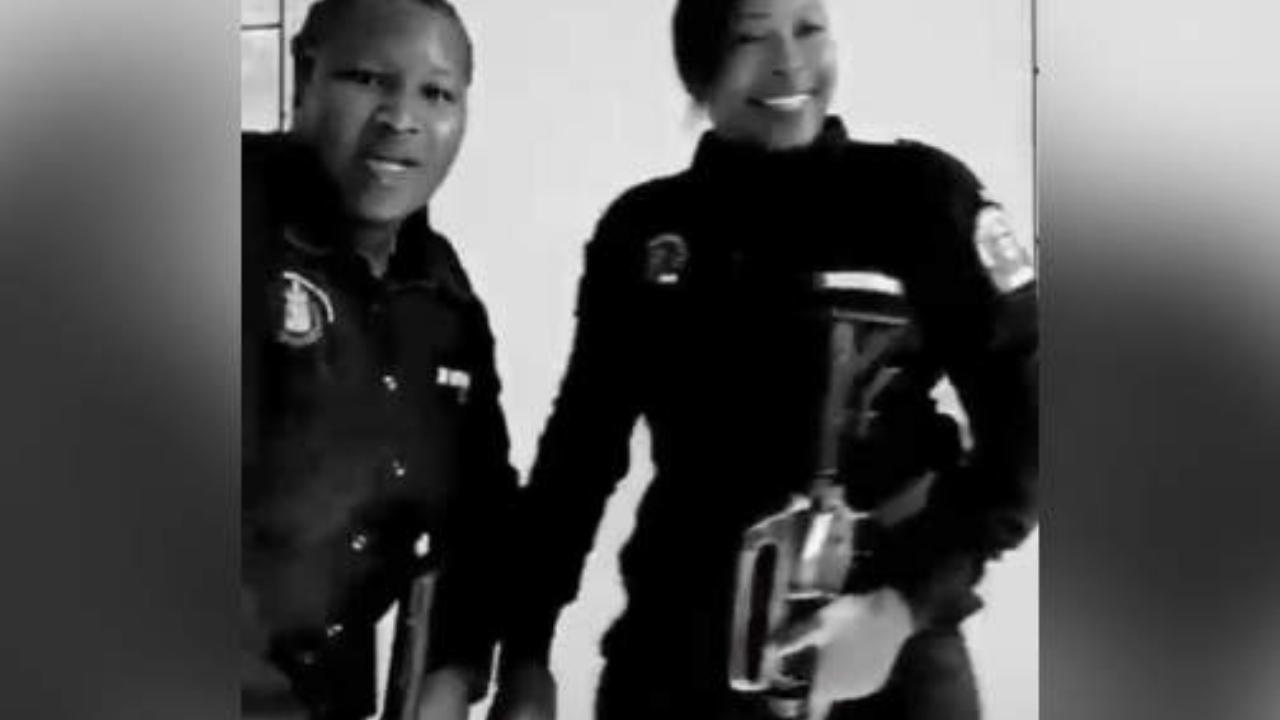 Police Officers in Viral TikTok Videos Facing Disciplinary Action