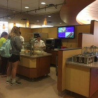 McKendree's sandwich artist, with a side of happiness
