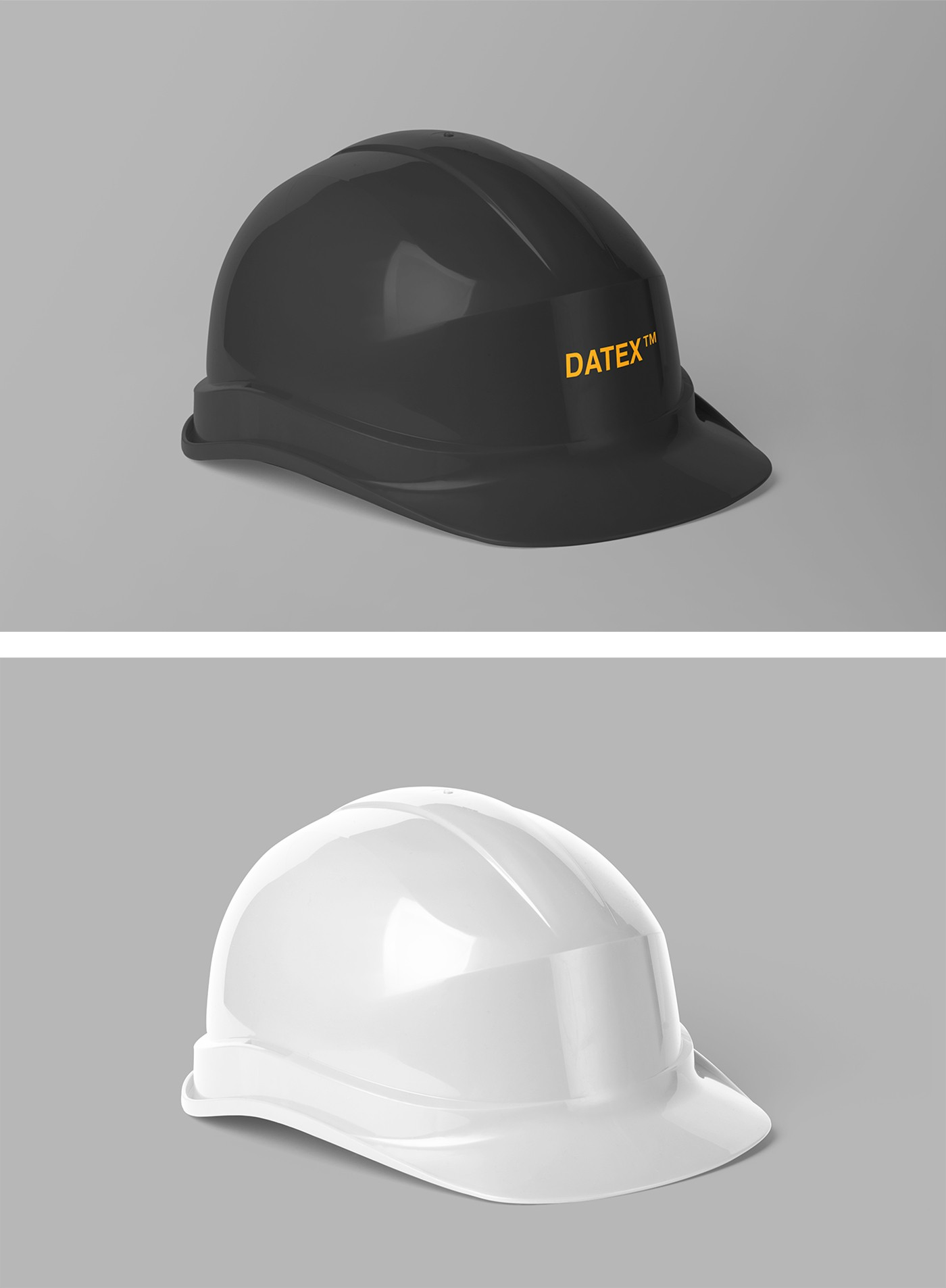 This helmet can protect your head against unwanted drops or bumps. Construction Helmet Mockup Free Mockup Download
