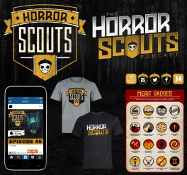 Branding for the Horror Scouts podcast