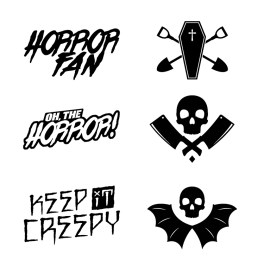 Vinyl sticker designs