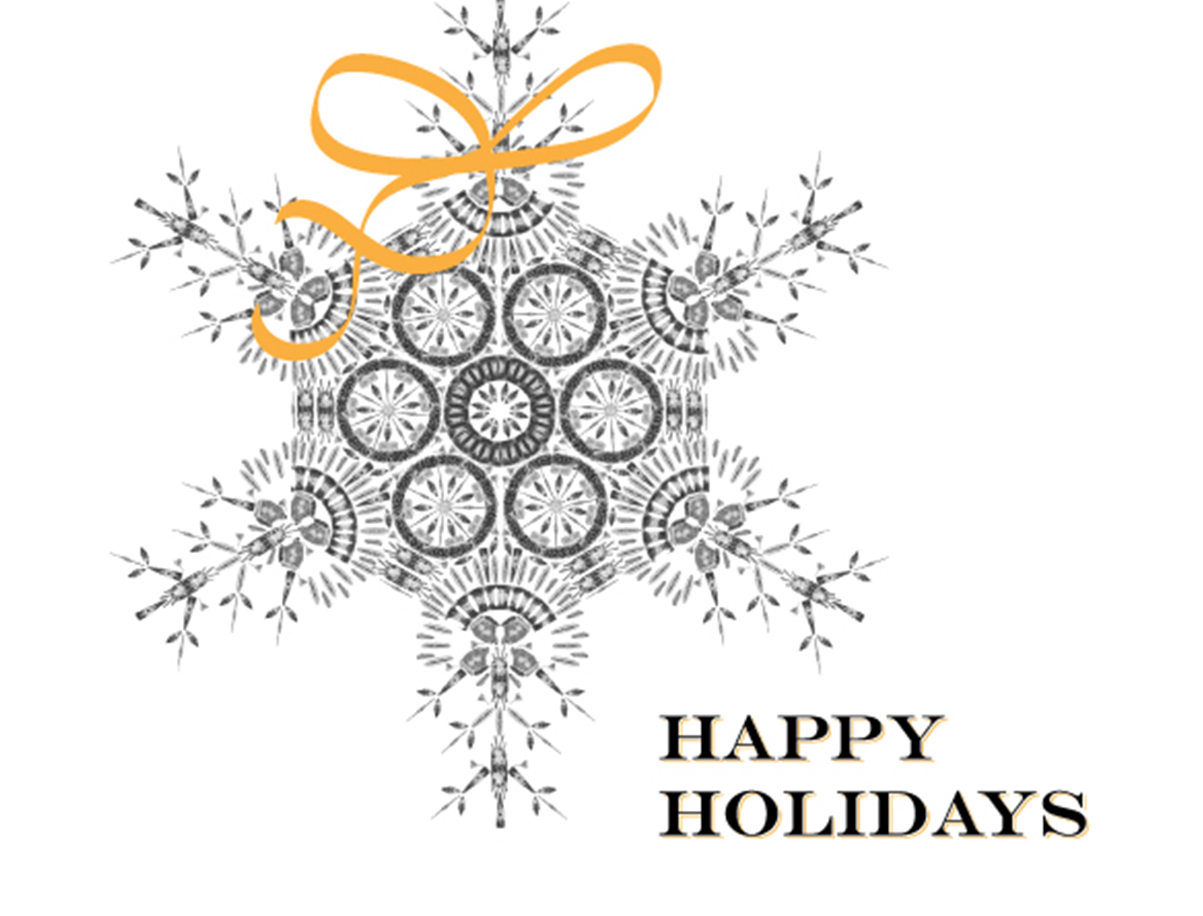 Happy Holidays From Mclane