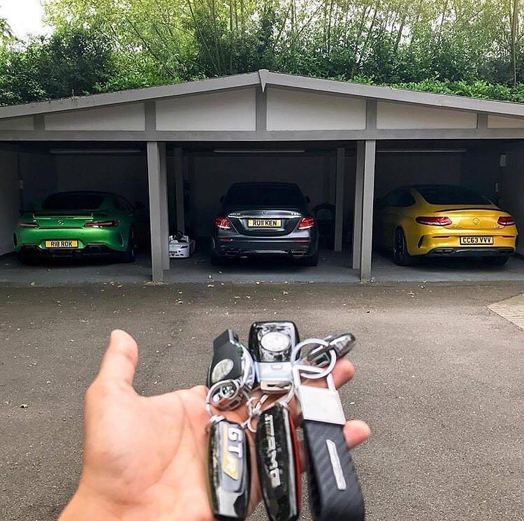 Garage Goals Comment Which One You D Drive Follow Superautomotive For More Mclaren P13