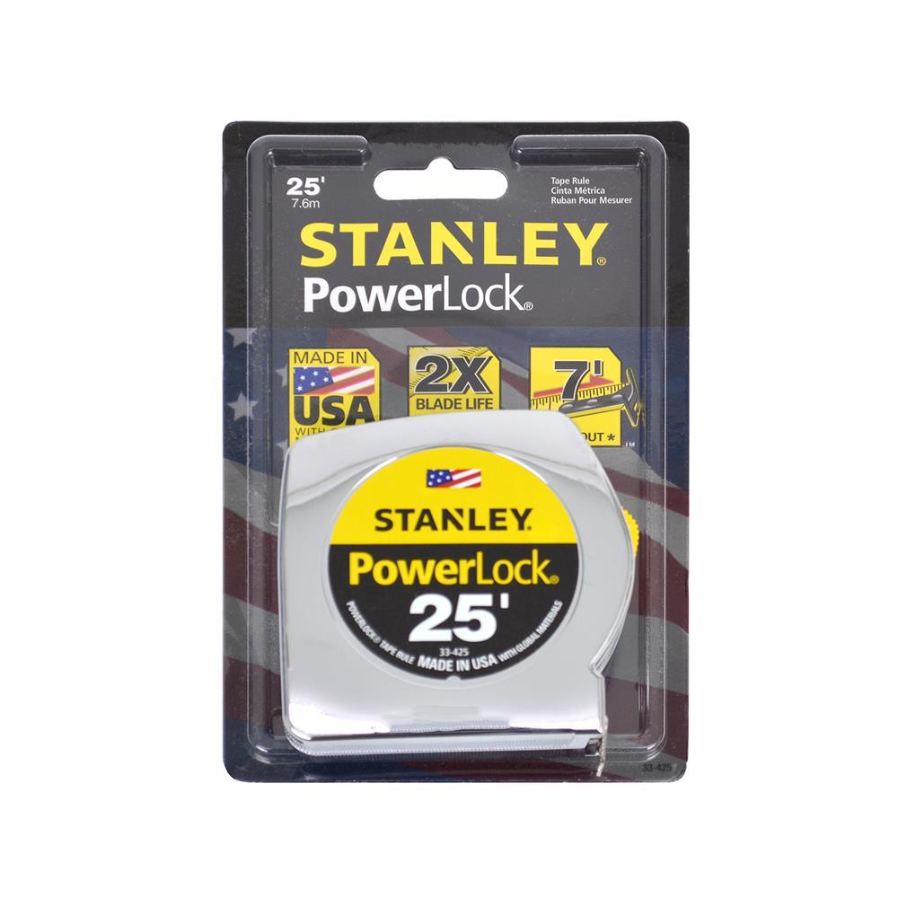 Stanley Powerlock Ii