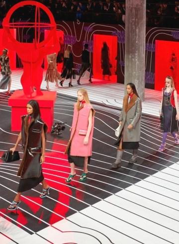 Prada Fall/Winter 2020 Ready-to-Wear — обзор женской коллекции