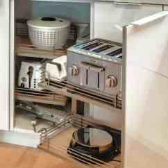 Kitchen Cabinet Storage Solutions Dining Chair Pads Clever For Your Tallahassee Home