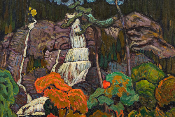 Tom Thomson And The Group Of Seven Destinations