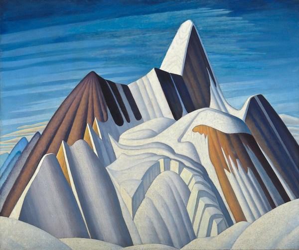 Lawren Harris 1885 1970 Mcmichael Canadian Art Collection