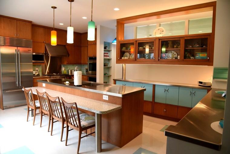 fun kitchen cabinets