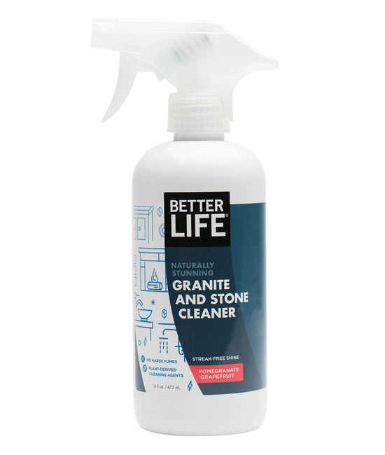 Better Life Granite and Stone Cleaner