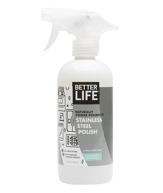 Better Life Stainless Steel Polish