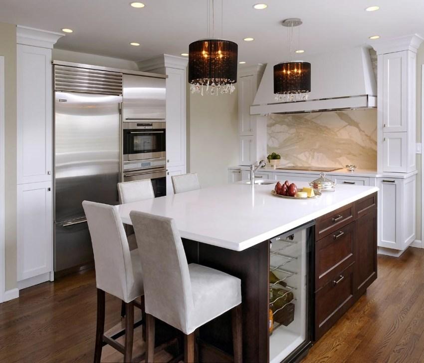 custom finish kitchen