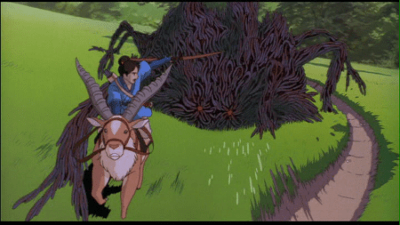 Reconciling Technology And Nature In Princess Mononoke Monica Miller