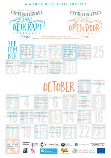 Check out the calendar of events
